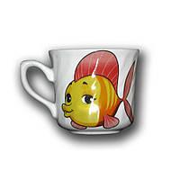 """Кружка """"Забава"""" 220мл. Рыбка"""