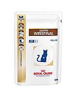ROYAL CANIN Cat gastro intestinal упаковка 12 x 100 g