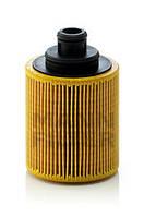 Фильтр масляный Fiat Doblo 1.3 с 01/2005 Mann (Германия) HU 712/7X
