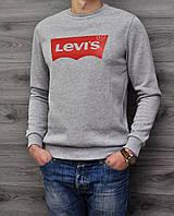 Свитшот Levi's серый
