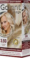 Стойкая крем-краска Galant №3.93 Платиновый блондин