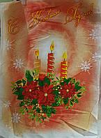 Льняные полотенца новогодние (Тирасполь)