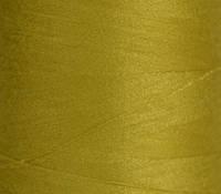 """Швейные нитки №40/2 """"LG"""" D496 4000 ярд( горчица.)"""
