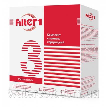 Комплект картриджів Filter1 хлор, фото 2