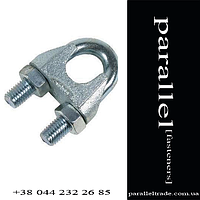 Зажим для троса М22 DIN 741