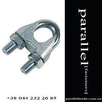 Зажим для троса М3 DIN 741