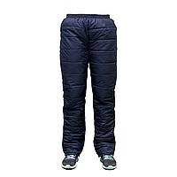 Женские теплые брюки на синтепоне большие размеры  A225