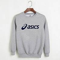 Свитшот Asics серый