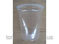 Пластиковая упаковка для жидкого и горячего ЕМ-0,350А стакан 50шт/уп