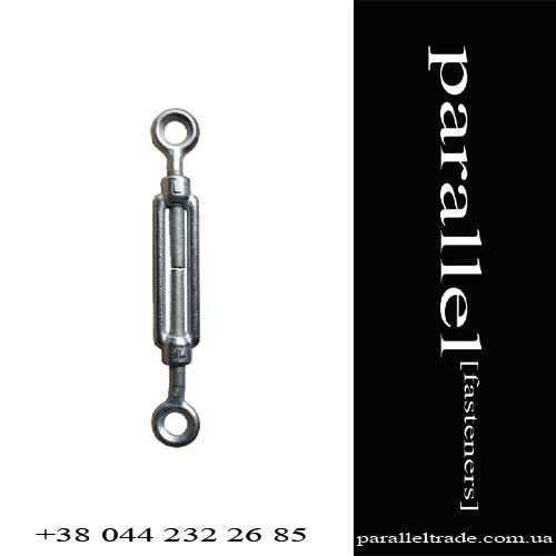 Талреп 8 * 110 кольцо-кольцо DIN 1480