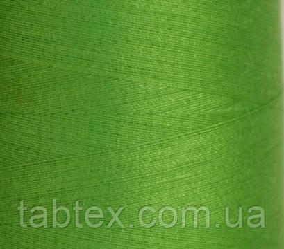 """Швейні нитки №40/2 """"LG"""" D532 4000 ярд(салат середн.)"""