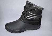 Ботинки зимнии мужскии непромокаемые , удлиненные размер
