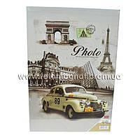 Фотоальбом Ретро Европа  (альбом для фотографий) 300/10х15см