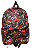 Городской рюкзак V-Подросток rock star