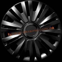 Автомобильные колпаки на колеса JAWOPLAST Delta black R13