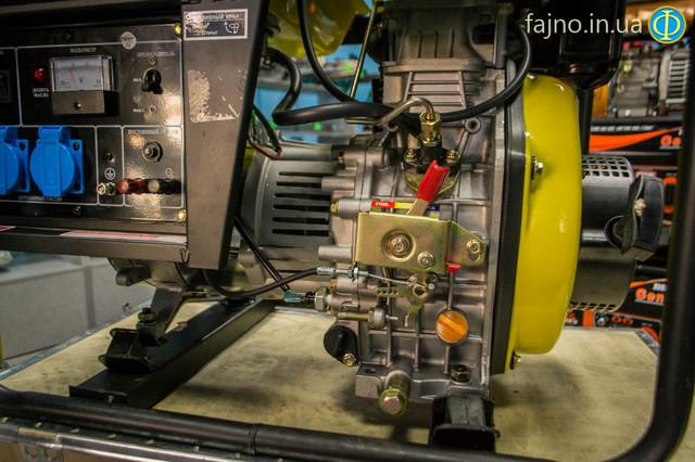 Дизельній генератор Кентавр ЛДГ 283  фото 3