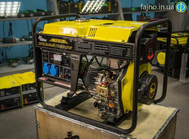 Дизельый генератор Кентавр ЛДГ 283 фото 1