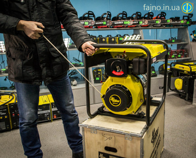 Дизельній генератор Кентавр ЛДГ 283  фото 4