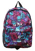 Городской рюкзак V-Подросток skull