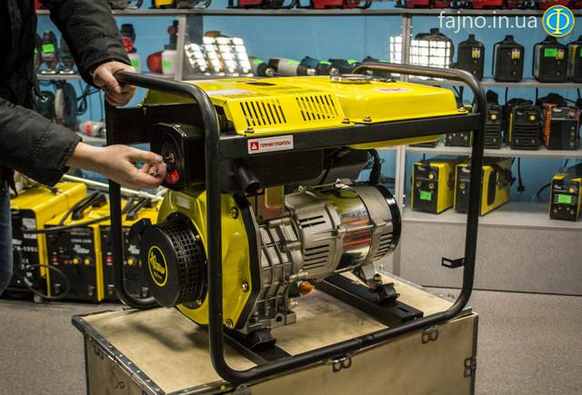 Дизельній генератор Кентавр ЛДГ 283  фото 5