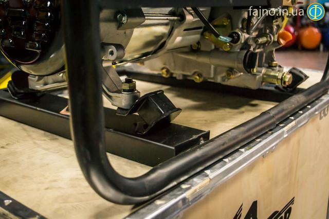 Дизельный генератор Кентавр ЛДГ 283 - амортизаторы  фото 8