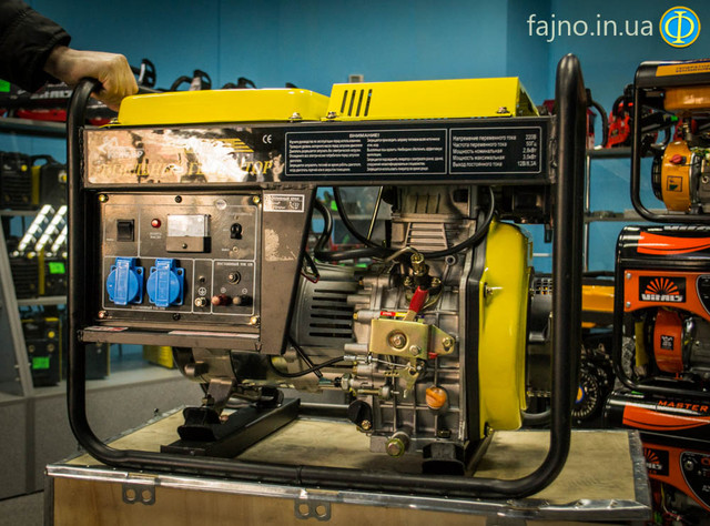 Дизельная электростанция Кентавр ЛДГ 283  фото 11