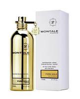 Тестер парфюмированная вода Montale Pure Gold, 100 мл
