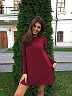 Расклешенное платье с карманами!!
