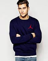Свитшот Jordan темно-синий