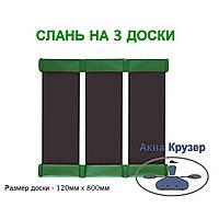 Слань -  Комплект сланей (коврик днищевой) для лодки (на 3 доски)