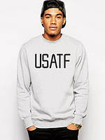 Свитшот USATF белый реплика