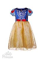 Карнавальное платье детское  Белоснежка для девочек, фото 1
