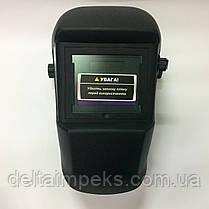 Сварочная маска-хамелеон FORTE MC1000, фото 2