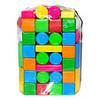 Конструктор кубики Будівельник № 2