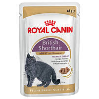 ROYAL CANIN British Shorthair 85 g упаковка 12x85 g