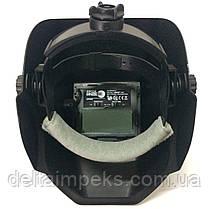 Сварочная маска-хамелеон ADF 600S дизайн ABICOR  BINZEL , фото 3