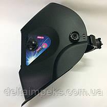 Сварочная маска-хамелеон ADF 600S дизайн ABICOR  BINZEL , фото 2