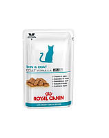 ROYAL CANIN Cat skin & coat упаковка 100 g