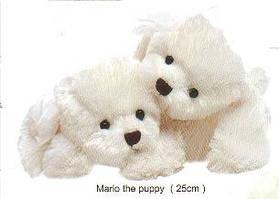 Щенок Bukowski Mario the Puppy, 25см