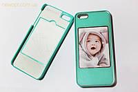 Чехол iPhone 5, 5s с фоторамкой, фото 1