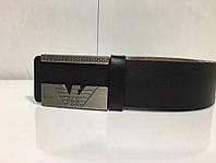 Стильный кожаный ремень Giorgio Armani
