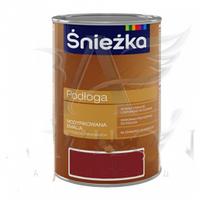 Эмаль для деревянных полов ŚNIEŻKA