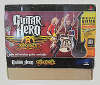 Guitar Hero Aerosmith PS2 БУ