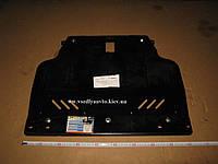 Защита двигателя Peugeot Bipper Tepee с 2008-