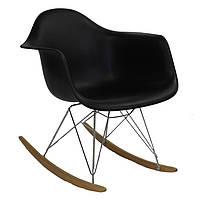 Кресло - качалка Тауэр R черное
