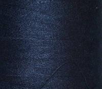 Швейная нитка №50(20/2)№D324 синий(4000ярд.) китай
