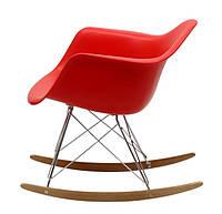 Кресло - качалка Тауэр R оранжевое