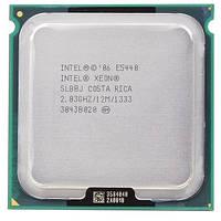 Процессор 4X Intel XEON E5440 4x2.83GHz + адаптер LGA775