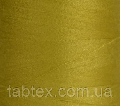 Швейная нитка №50(20/2)№D496 горчица (4000ярд.) китай