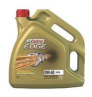 Масло моторное CASTROL EDGE 0W-40 1л CS 0W40 E A3/B4 1L (CS 0W40 E A3/B4 1L)